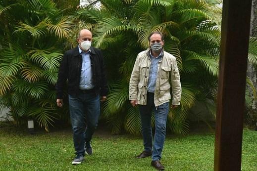 """Gustavo Canteros: """" Trabajaremos con Camau para lograr una ciudad mejor"""""""